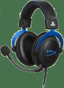 Auriculares con micrófono HyperX Cloud PS4
