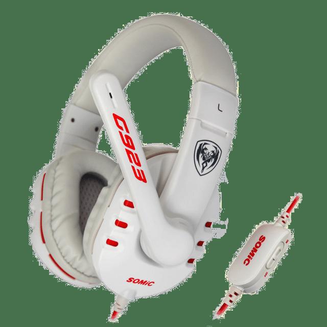 Auriculares con micrófono Somic G923