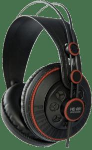 Auriculares Superlux HD 681