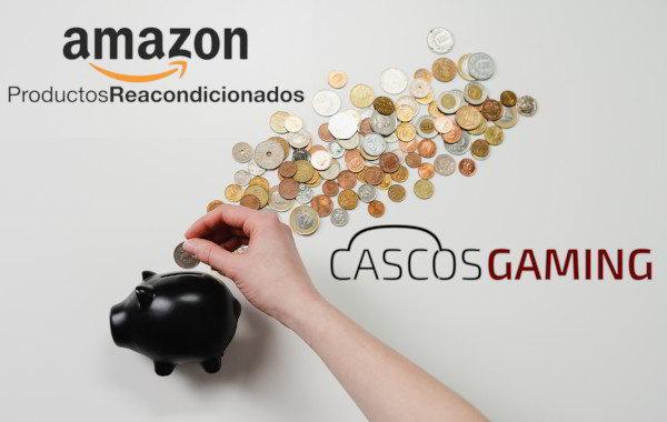 ¿Cómo comprar cascos gaming baratos en amazon?
